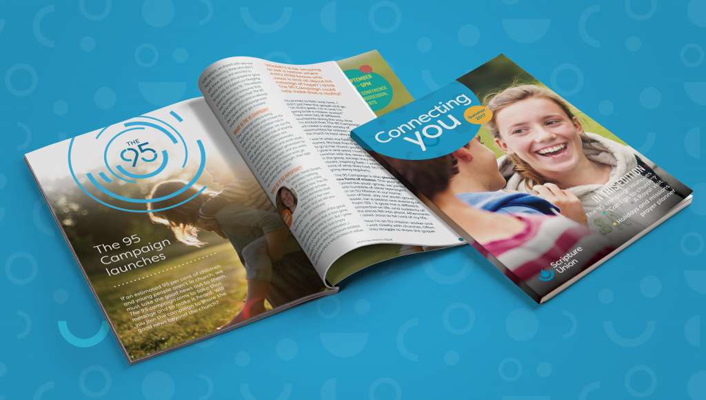Connecting You – Scripture Union's supporter and prayer magazine