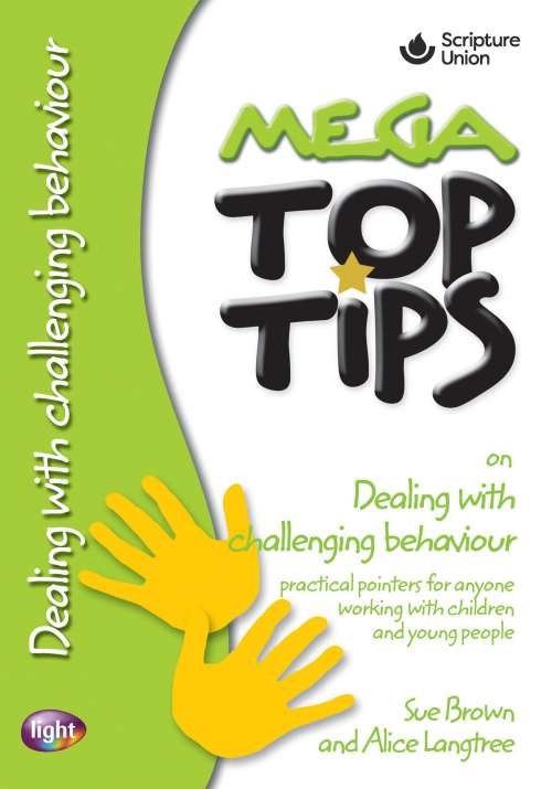 Top Tips on Challenging Behaviour cover
