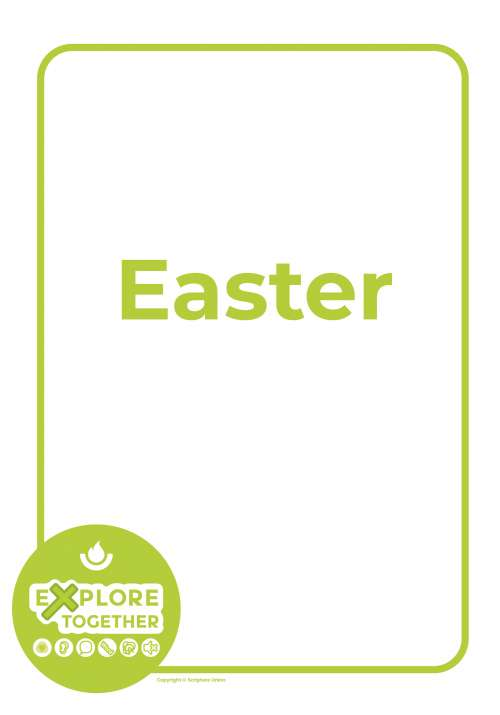 Explore Together: Easter
