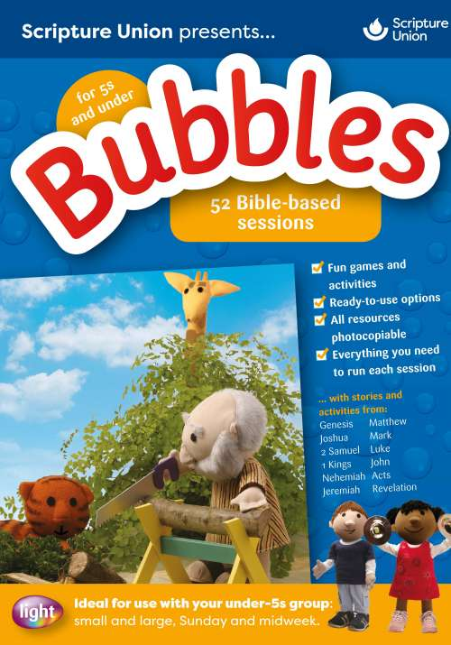 Bubbles Blue Compendium cover