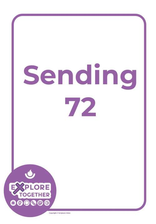 Explore Together: Sending 72