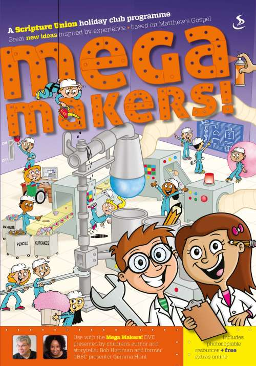 Mega Makers! Theme Song (download)