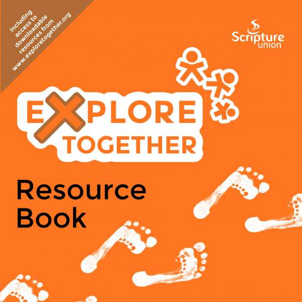 Explore Together Orange Resource Book cover