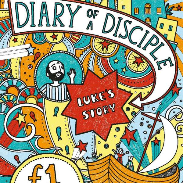 cover image of Diary of a Disciple £1 edition