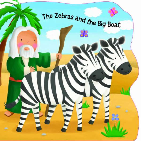 The Zebras and the Big Boat cover