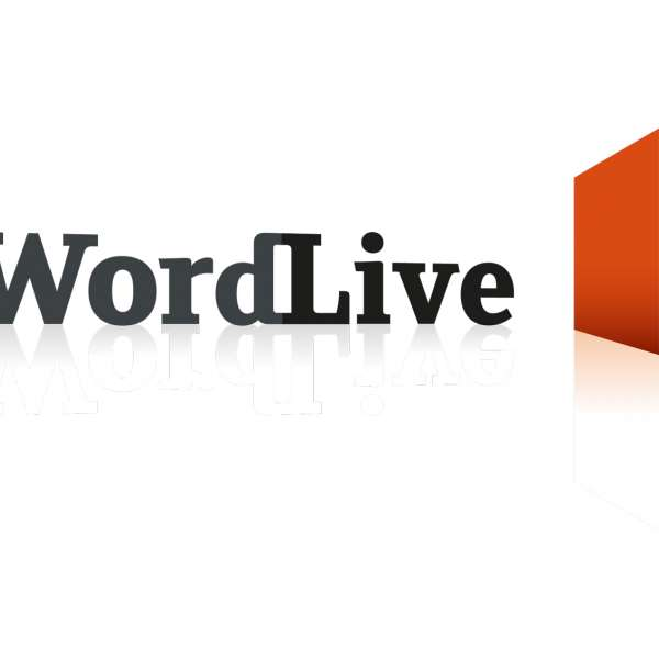 WordLive logo