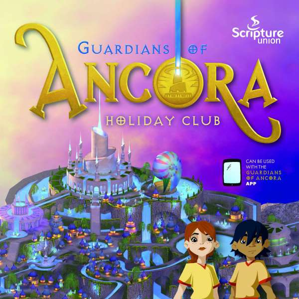 Guardians of Ancora Holiday Club cover