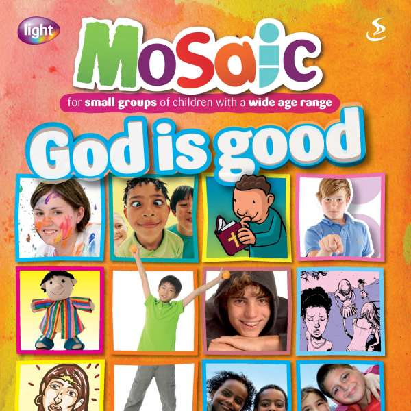 MOSAIC-God-is-good
