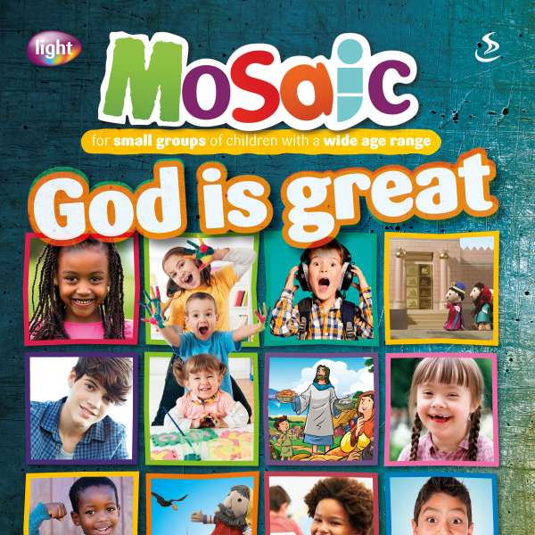 MOSAIC-God-is-great