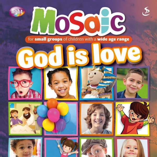 MOSAIC-God-is-love