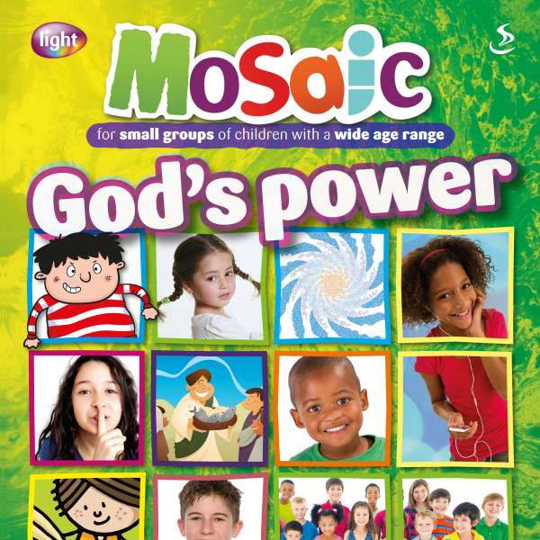 MOSAIC-God's-power