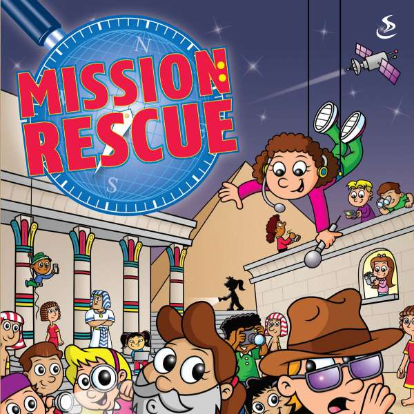 Mission Rescue cover