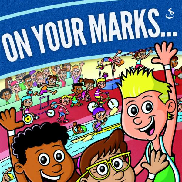 On Your Marks cover