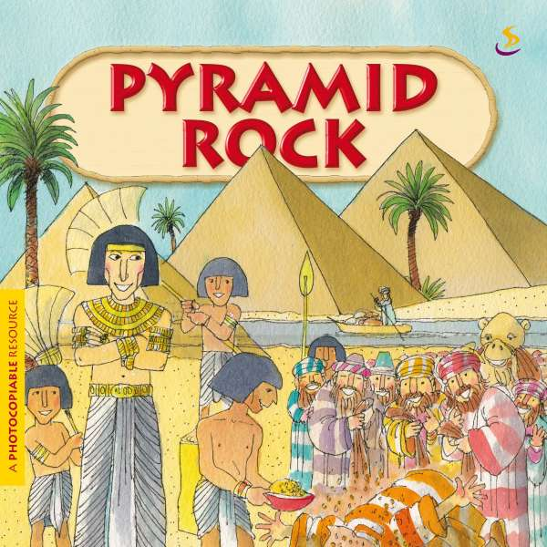 Pyramid Rock cover
