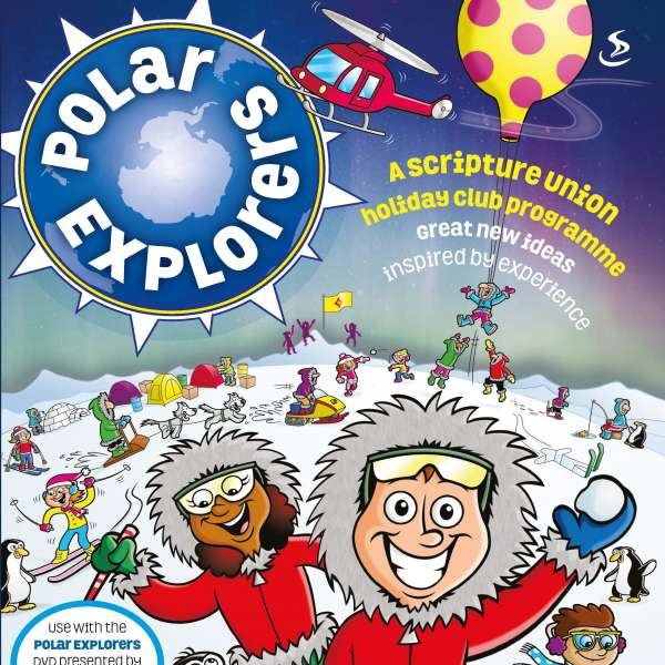 Polar Explorers cover
