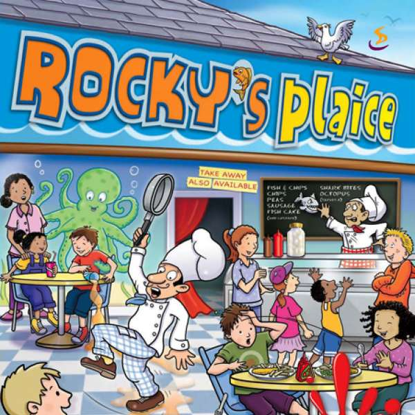Rocky's Plaice cover