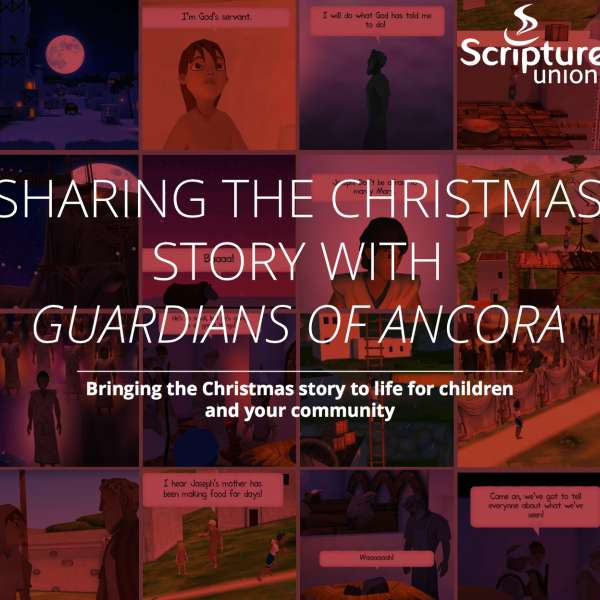 Sharing the Christmas Story with Guardians of Ancora