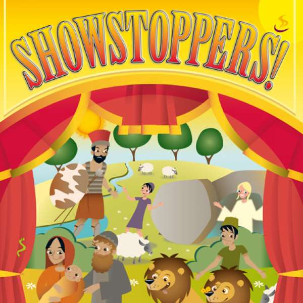 Showstoppers! cover