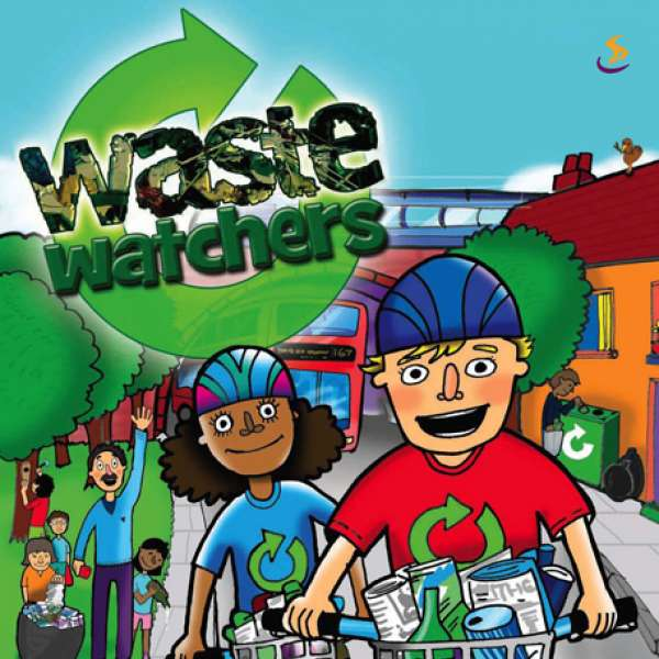 Wastewatchers cover