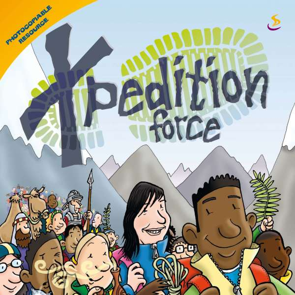 Xpedition Force cover