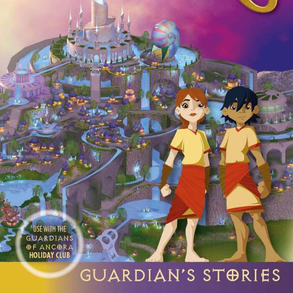 Guardian's Stories cover
