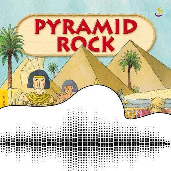 Pyramid rock music track