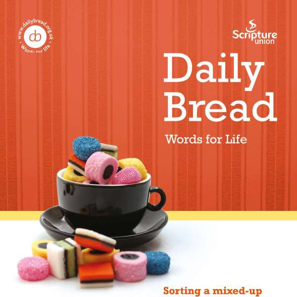 daily bread october cover image