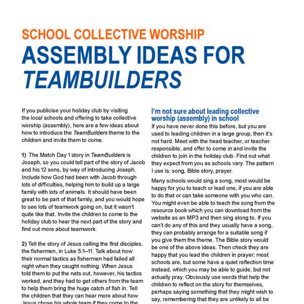 assembly-ideas