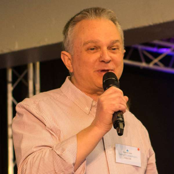 Terry Clutterham, Mission Innovation Director, Scripture Union England and Wales