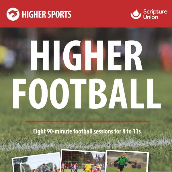 Higher Football Course cover