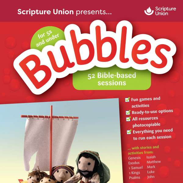 Bubbles Red Compendium cover