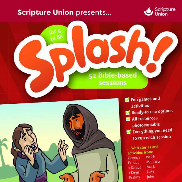 Splash Red Compendium cover