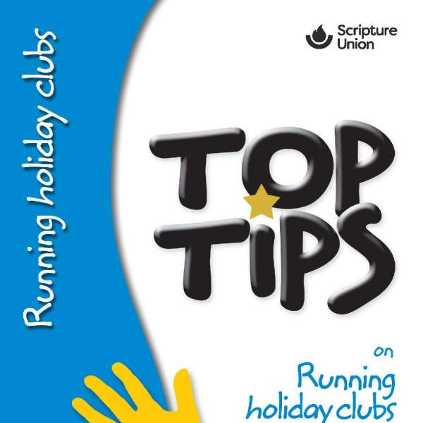 Top Tips on Running Holiday Clubs cover