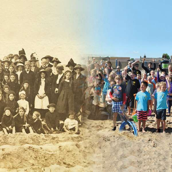 150 years of SU beach missions