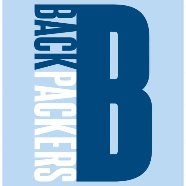 Backpackers ticket logo