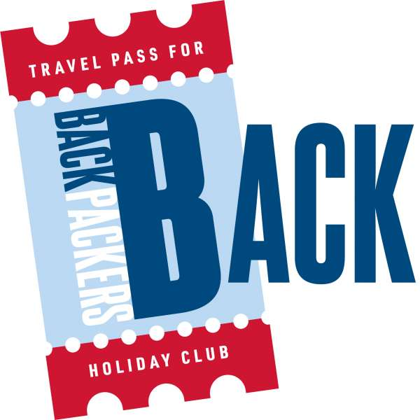 Backpackers title logo