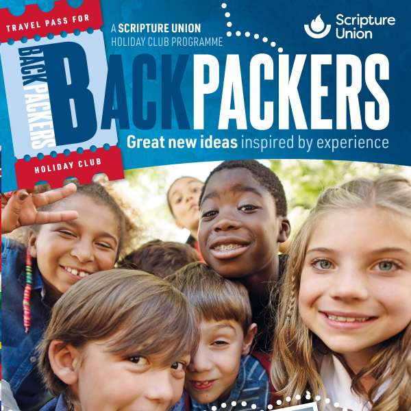 Backpackers cover