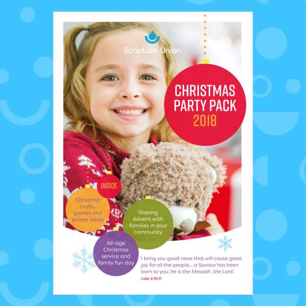 Christmas Party Pack 2018