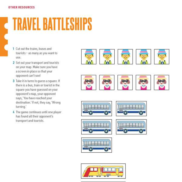 Backpackers: Travel battleships