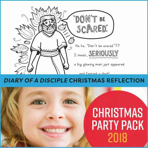 Diary of a Disciple Christmas reflection