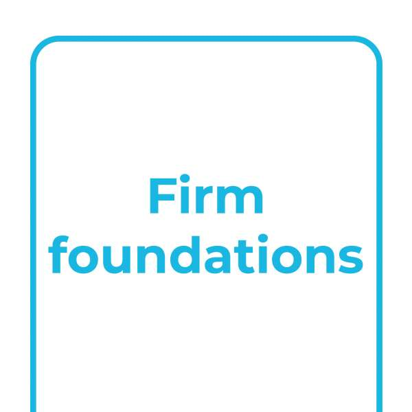 Explore Together: Firm foundations