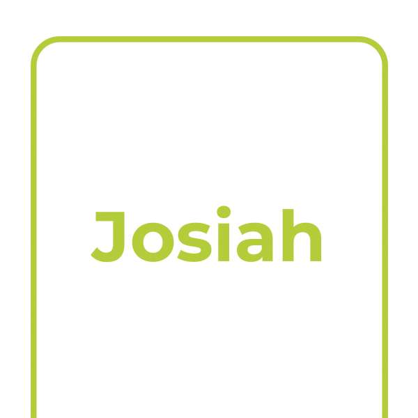 Explore Together: Josiah