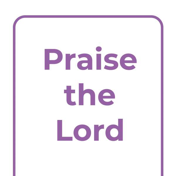 Explore Together: Praise the Lord