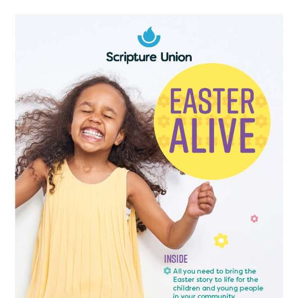Easter Alive cover