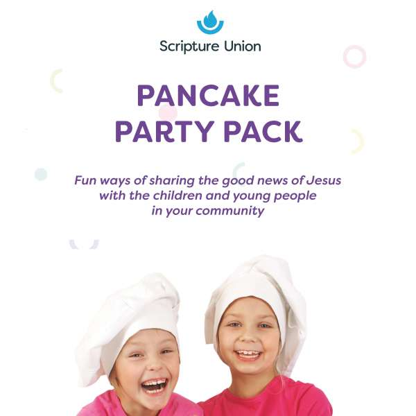Pancake Party Pack cover