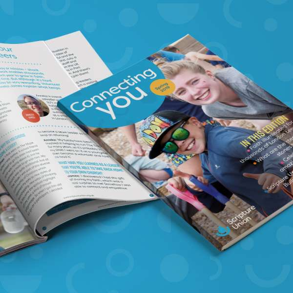 Connecting You magazine
