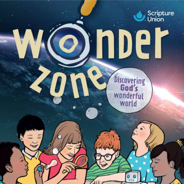 Wonder Zone cover image