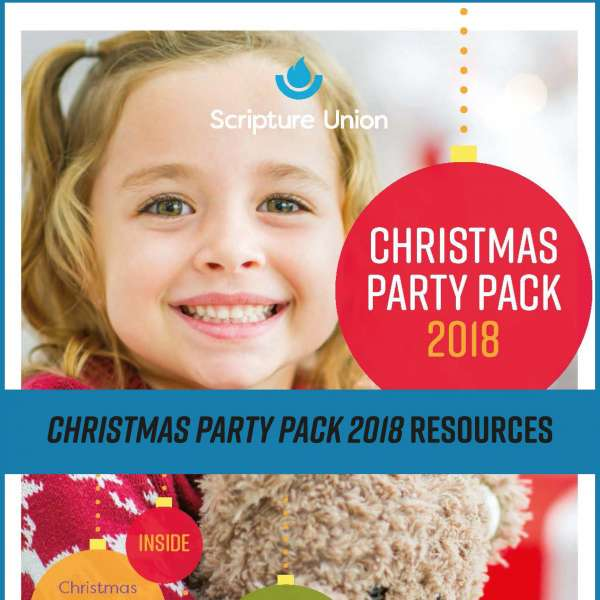 Christmas Party Pack 2018 resources