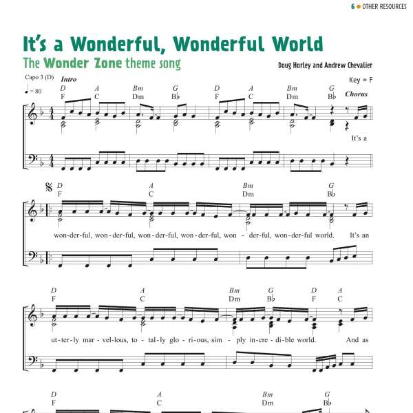 The Wonder Zone Theme Song