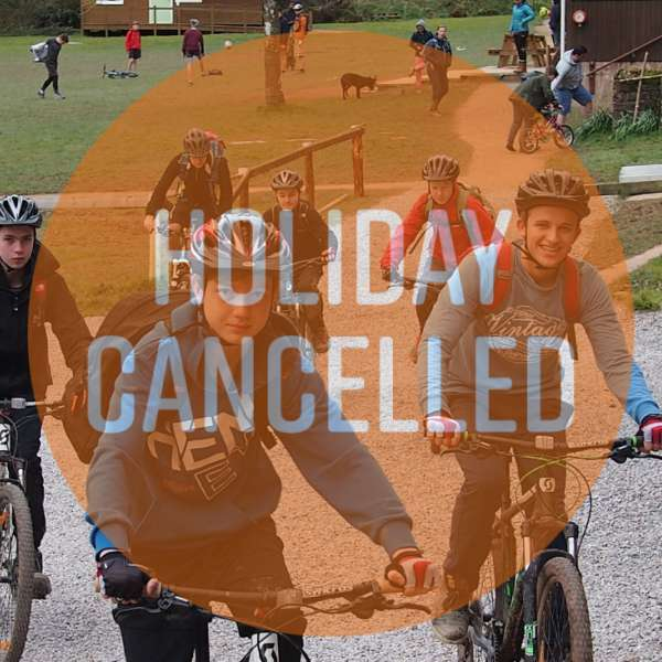 Biking holiday Cancelled